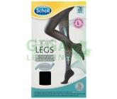 Scholl Light LEGS Kom.p. kalh.20 DEN- černé  L