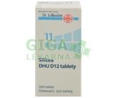 No.11 Silicea DHU D12 200tbl.
