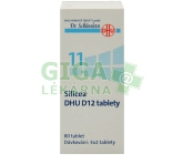 No. 11 Silicea DHU 80 tablet D5-D30