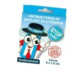 StopBac STERILE Aquastop 5 x 7.5 cm 4ks