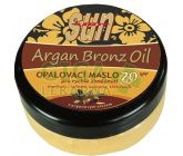 SUN Bronz OPALOVACÍ MÁSLO OF20 s argan.olej.200ml