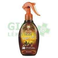 SUN Opal. olej s arganovým olejem SPF30 200ml