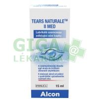 Tears Naturale II MED oční kapky 15ml