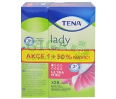 TENA Lady Slim Ultra Mini+50% ink.vlož 42ks 211482