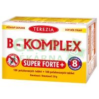 TEREZIA B-Komplex Super Forte 100 tablet