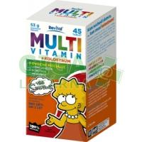 The Simpsons Multivitamin + kolostrum 45 tablet