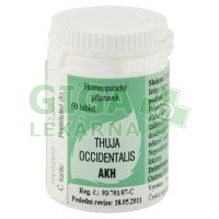 Thuja occidentalis AKH - 60 tablet