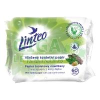 Toaletní papír LlNTEO vlhč. 60ks s dub.kůrou roz.