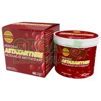 TOPVET Astaxanthin přírodní antioxidant 60 tobolek