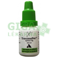 TraumaPet ophtal Ag sol 10ml