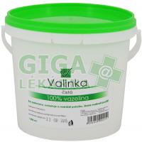 Vazelína 100% čistá Valinka 1000ml
