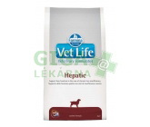 Vet Life Natural Canine Dry Hepatic 2kg