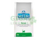Vet Life Natural Feline Dry Renal 2kg