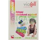 VIACELL D122B Dětské náplasti 20ks