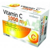 Vitadiet VITAMIN C 1000 mg 60 kapslí