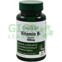 Vitamín B1 (Thiamin) 100mg 90 tablet