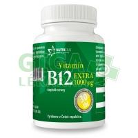 Vitamín B12 EXTRA 1000mcg 30 tablet Nutricius