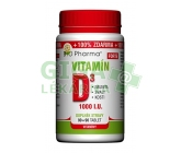 Vitamín D3 Forte 1000 I.U.tbl.90+90 BIO-Pharma