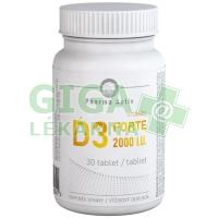 Vitamín D3 FORTE 2000 I.U. 30 tablet