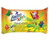 Vlhčené ubrousky LINTEO Kids školní 15ks