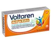Obrázek Voltaren Actigo Extra 20 tablet