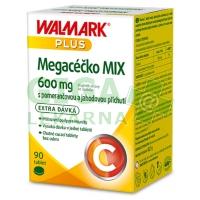 Walmark Megacéčko Mix Vitamín C 600mg tbl.90