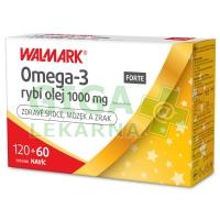 Walmark Omega 3 Forte tob.120+60 Promo2019