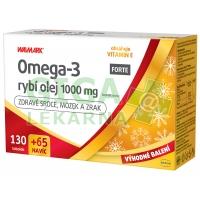Walmark Omega 3 Forte tob.130+65 Promo2021