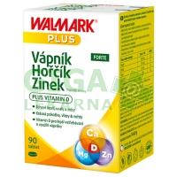 Walmark Vápník Hořčík Zinek FORTE 90 tablet