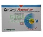 Zentonil Advanced 100 30 tbl 100 mg